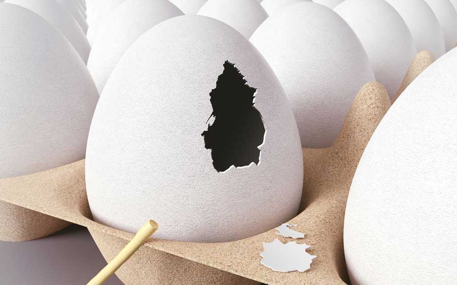 Difference, Meaning and Separation: The Birth of Ego
