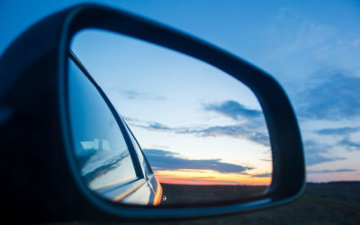 Wisdom is Looking in the Rear View Mirror